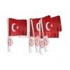 Kağıt Sopalı Türk Bayrağı