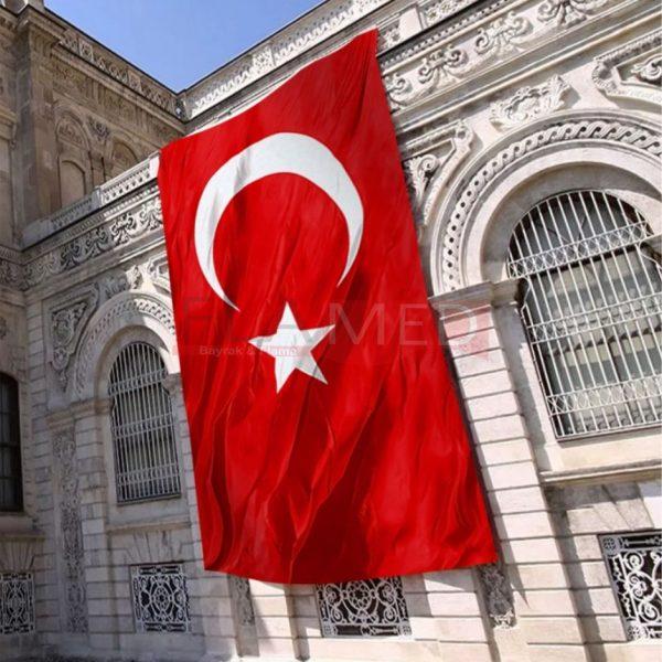 500x750 cm Türk Bayrağı